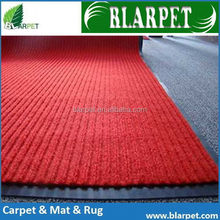 Good quality hot selling rib carpet for outdoor