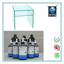 uv cure adhesive/glue uv for glass/acrylic/crystal bonding