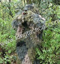 Ghillie traje, traje de camuflaje, la caza de juego del ghillie