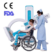 Direct Digital digital High Frequency Digital X-ray Machine Flat Panel Detector With Remote Control Ce
