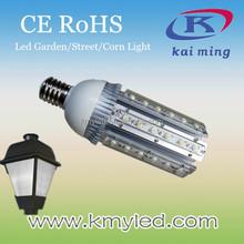 China supplier Light Efficient daylight white e40 led corn street light 30w price