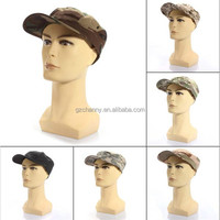 Outdoor Sports Hiking hat Summer camping Camouflage Tactical army Fishing bionic Baseball cadet Military cap