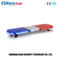 anti-UV radiation amber slim emergency LED lightbars TD-3206