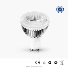 With TUV CE RoHS Certificate 5.5W LED GU10 Bulb