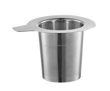 Hot selling micro stainless steel infuser for tea infuser with single handle