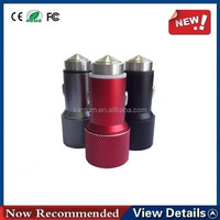 universal Dual Usb Car Charger Adapter Wireless Usb Charger For mobile phone