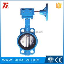 wafer type butterfly valve 200 psi din/ansi/jis water