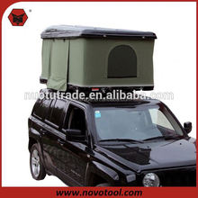 high-end outdoor folding camping car top tent