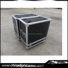 ATA Standard Hard Road Cases for Dual JBL EON 315 Speakers with Caster Board