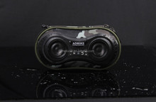 Outdoor Activities/Traveling/Climbing/Surfing Water Proof Bluetooth/Wireless Speaker with bag