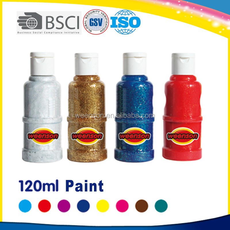 Non Toxic Colorful Acrylic Paint And Artistic Acrylic