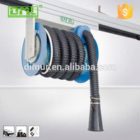 Exhaust Extraction System/Slide Hose Reel used exhaust fans for sale for foundry