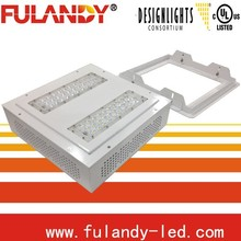 Alibaba express warehouse dimmable gas station canopy led light with UL CUL DLC