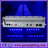 led dj effect light led wireless wash , dmx led wall washers