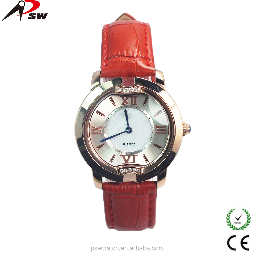 New design promotion fashion watches for girls