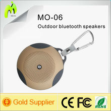 loud portable speakers box with subwoofer with usb charger