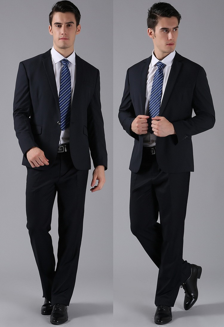 HTB1fnFlFVXXXXcUXFXXq6xXFXXXA - (Jackets+Pants) 2016 New Men Suits Slim Custom Fit Tuxedo Brand Fashion Bridegroon Business Dress Wedding Suits Blazer H0285