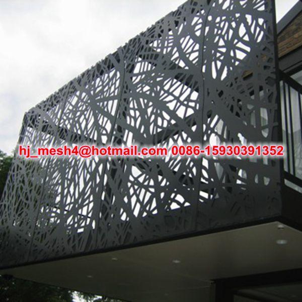 buy decorative exterior wall panels decorative metal grille panels - Decorative Metal Panels
