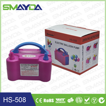 2015 factory supply portable electric vacuum pump for balloon Advertising Inflatables