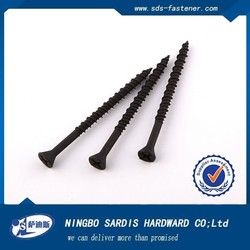 Germany Manufacturer and Supplier aluminium screw caps Drywall Screw