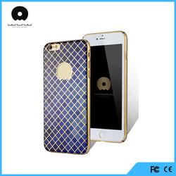 Factory lightweight slim hybrid phone case for iphone 6 case