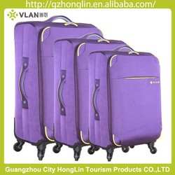 2015 luggage trolley eminent travel bags and 3 pcs set high quality luggage guangzhou trolley bags