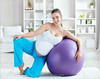 Hot sale pilates gym ball, exercises ball full size yoga ball