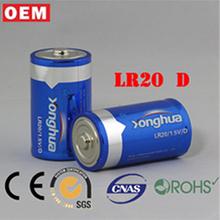hot sale Super Alkaline Battery LR20/D