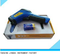 handheld non-contact infrared temperature gauge SM380 factory price digital ir thermometer with temperature range from -50~380C