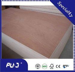 Best price okoume/bintangor/ pencil cedar/red hardwood commercial plywood 15mm,18mm