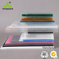 4-40mm colored PC polycarbonate hard plastic sheet