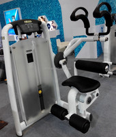 new muscle training equipment / gym machine Total Abdominal tz-6015