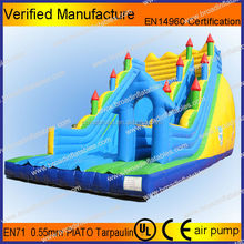 Home and mall inflatable slide,commercial inflatable slide,giant inflatable slide