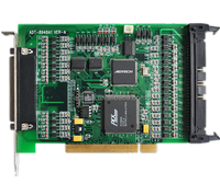CE, RoHS, High Performance Multi-axis CNC Control Card, ADT-8948A1 PCI BUS 4 Axis Motion Control Card