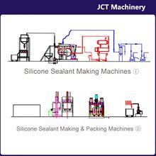 machine for making colloidal silica