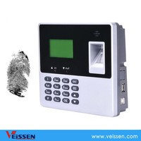 Popular using fingerprint time attendance machine