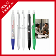 Ad banner pen for promotional gift