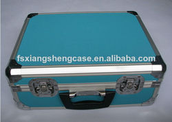 MDF + ABS panels aluminum frame tool case,proof fire board +ABS panels aluminum working case,chinese aluminum tool case
