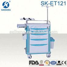 SKR-ET121 ABS medical instrument nursing trolley