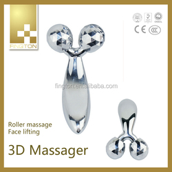 2015 New Product Personal Use personal massager for men High Quality Face Roller