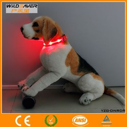 lashing LED light Dog Collar / usb flash drive/CE and ROHS are approval