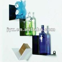 decorative acrylic wall shelf