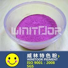 Óxido de hierro rojo pigmentos cerámicos