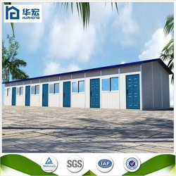 Low cost light steel structure prefabricated building