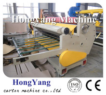 computer control cardboard Single cutter/sheet cutting machine/carton box manufacturing machine