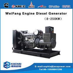 buy direct from china! Weichai/Werifang magnet 10kva diesel generator set