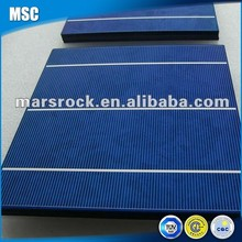 A Class 16%-17.4% High Efficiency 156mm Polycrystalline PV Solar Cells (3BB)