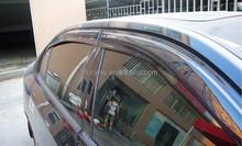 rain visor window visor wind deflector door visor car weather shield Mugen Style for HYUNDAI I-30 2012