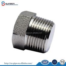 steel npt threaded plug