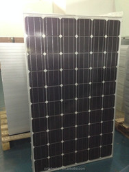250W MONO SOLAR PANEL WITH EXCELLENT PRICE FOR INTERNATIONAL TRADING